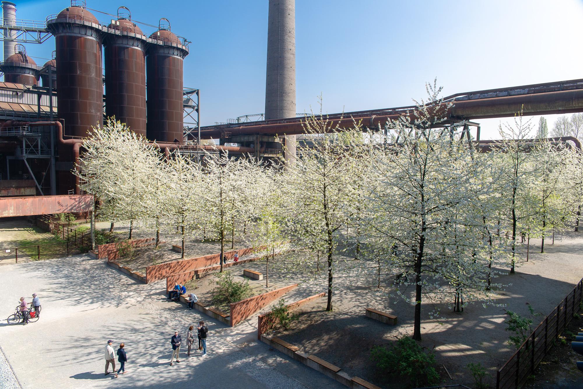 Duisburg : Landschaftspark Duisburg-Nord