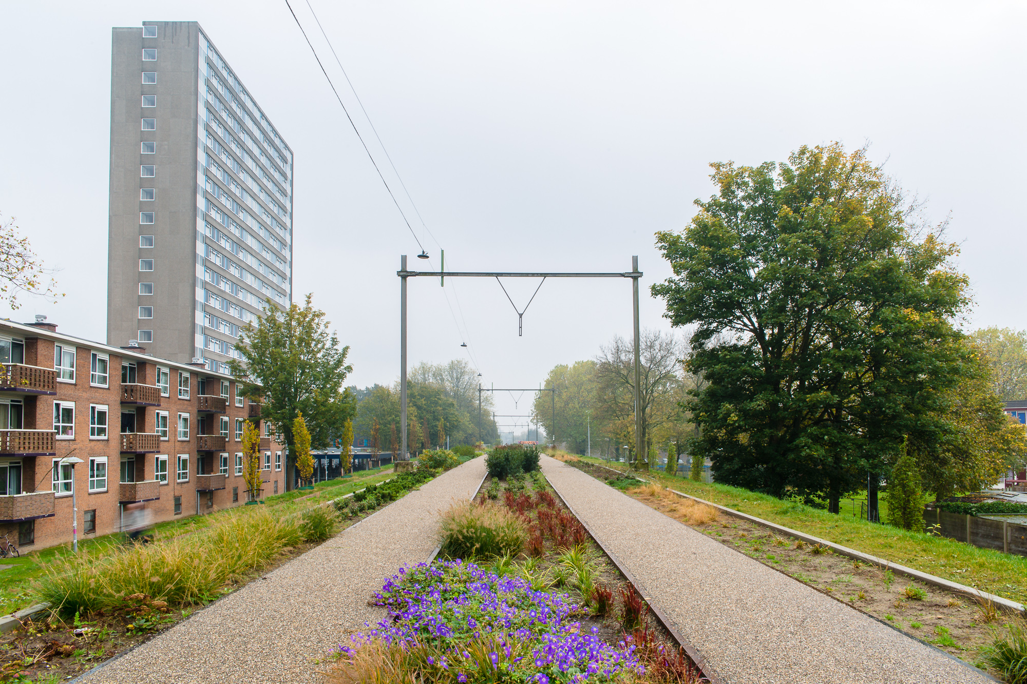 Utrecht : Oosterspoorbaanpark